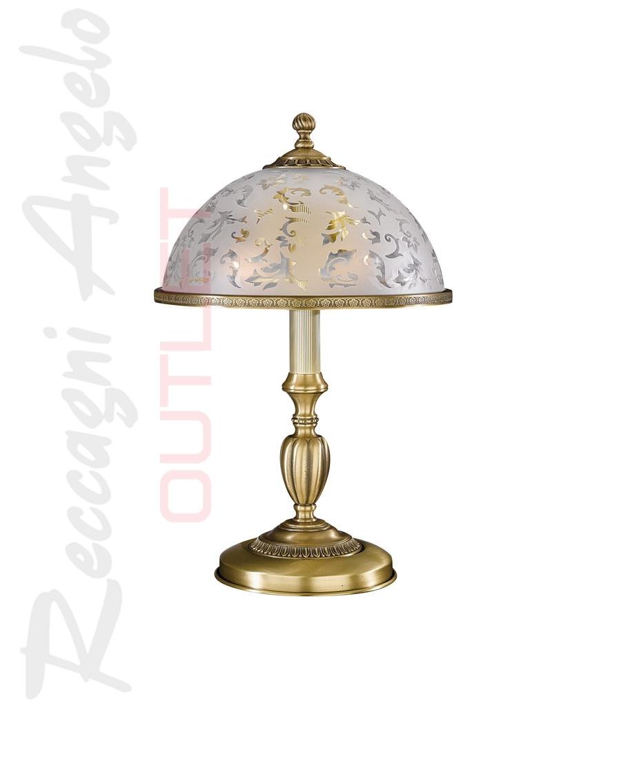 Бронзовые настольные лампы италия фото